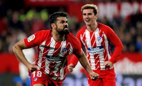 La aparente calma de Diego Costa | Deportes | EL PAÍS