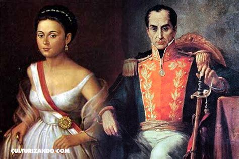 La apasionada historia de amor entre Simón Bolívar y ...