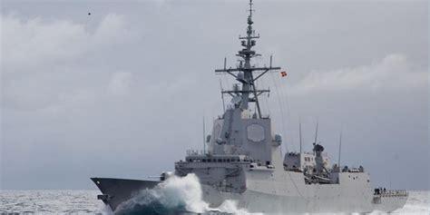 La Armada asume el mando de la agrupación naval de la OTAN ...
