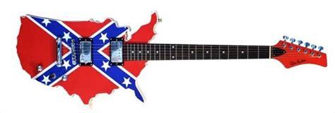 La bandera del rock and roll sureño