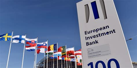 La Banque Européenne d Investissement accorde un prêt de ...