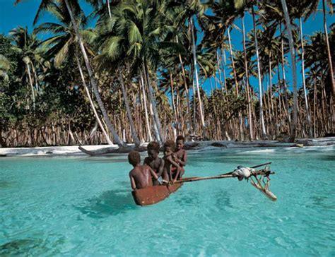 La belleza multicultural de Papúa Nueva Guinea ...