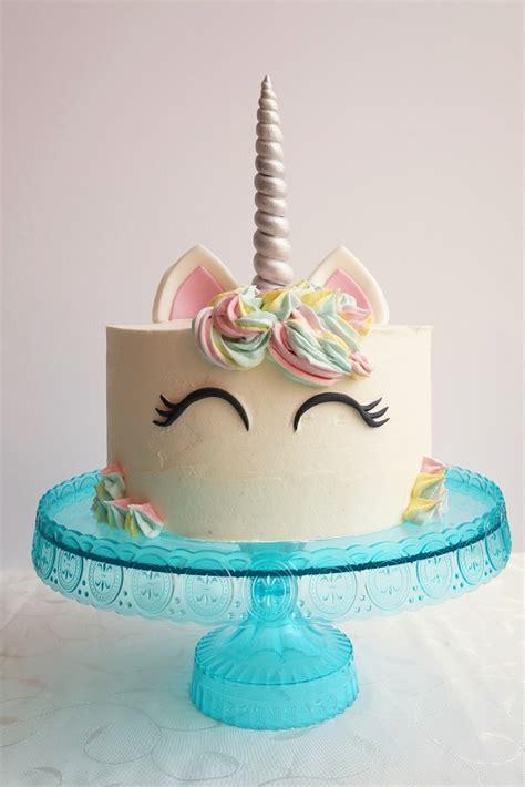 La bellota dulce: Tarta Unicornio