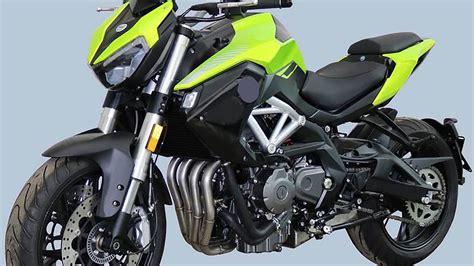 La Benelli TNT 600 se rediseña por completo » La Moto   La ...