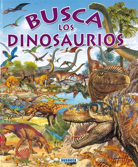 La Biblioteca de Amelia: Libros de dinosaurios para ...