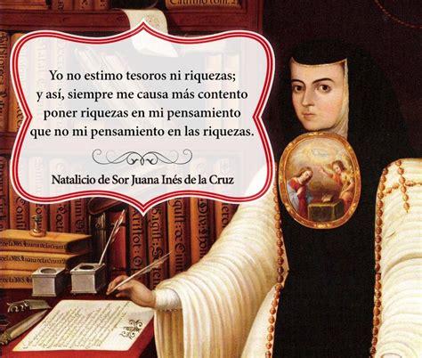 La Biografia de Sor Juana Inés de la Cruz  Resumen para ...