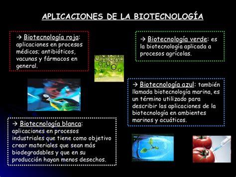 La biotecnología y las enfermedades genéticas.