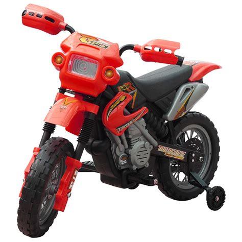 La boutique en ligne Moto électrique pour enfants Rouge ...