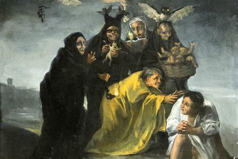 La Brujería en la pintura de Goya