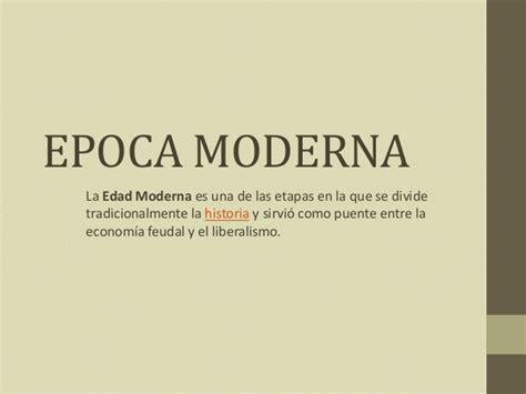 La burguesia y el modernismo.