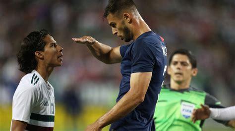La burla del futbolista Matt Miazga al mexicano Diego ...