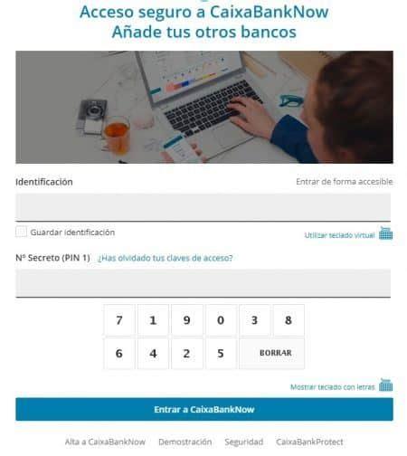 La Caixa Línea Abierta → Cómo Funciona CaixaBankNow Teléfono