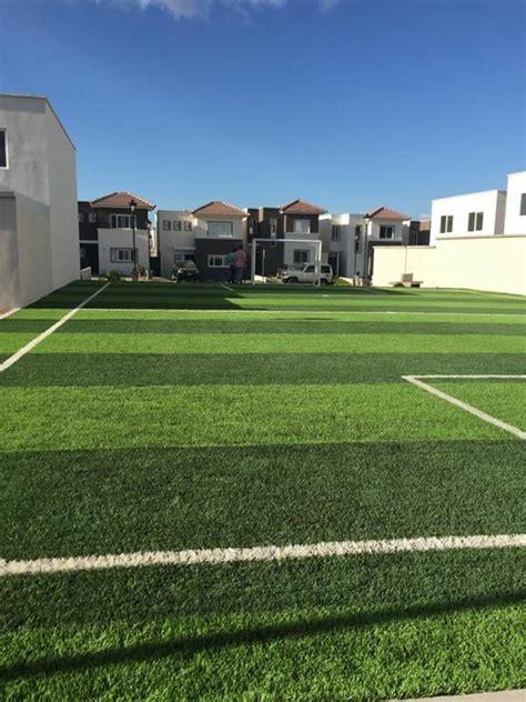 La cancha de fútbol  con imágenes  | Casas, Cancha de ...