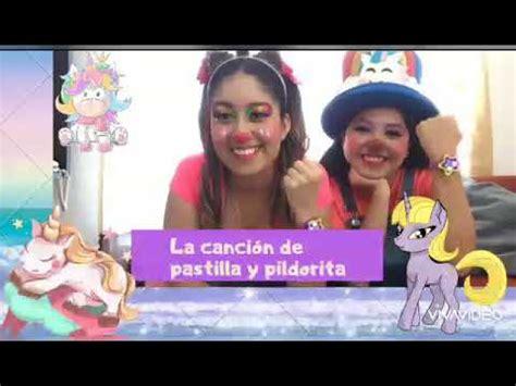 LA CANCIÓN DE PASTILLITA Y PILDORITA UNICORNIO   YouTube