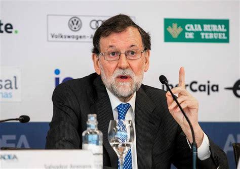 La candidatura de Mariano Rajoy a la presidencia de la ...