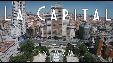 La Capital   A DJI Phantom Madrid video   YouTube