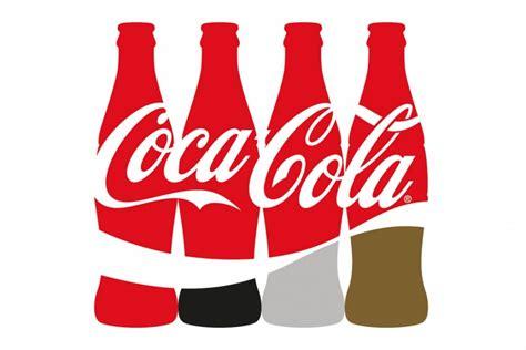 La característica botella de Coca Cola   Estudio diseño ...