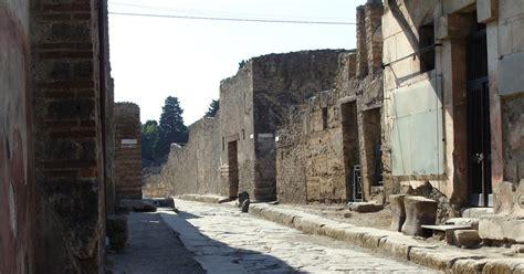 La Caramayola: Viaje al pasado en Pompeya