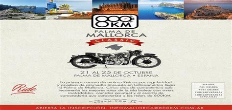 La carrera de motos clásicas de Argentina 800Km, se ...