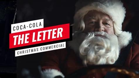 La Carta   Coca Cola Anuncio de Navidad 2020   YouTube