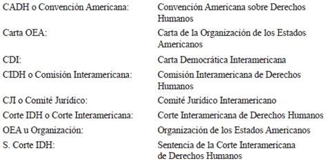La Carta Democrática Interamericana y la Corte ...