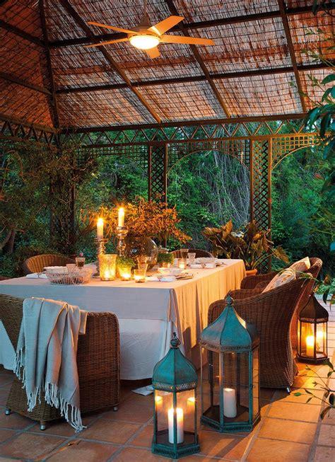 La casa de las mimosas   Comedor al aire libre, Terrazas y ...