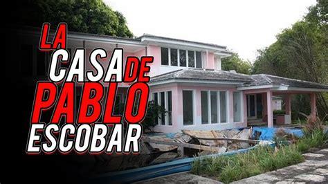 LA CASA DE PABLO ESCOBAR   COLOMBIA   YouTube
