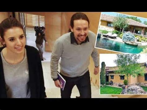 La casa de Pablo Iglesias e Irene Montero, en imágenes ...