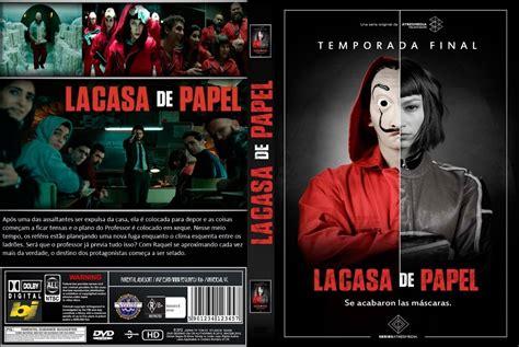 La Casa De Papel 1ª E 2ª Temporada Série Completa   Box ...