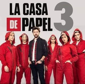 La Casa De Papel 3 Season 3 Official Soundtrack Netfilx ...