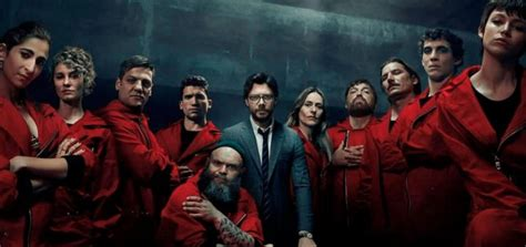 La Casa de Papel 3° Temporada 2019   Torrent   Dual Audio ...