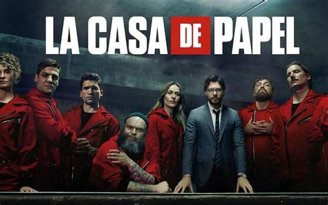 La Casa de Papel 4. Sezon tarihi belli oldu!   ShiftDelete.Net