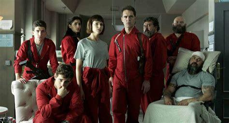 La Casa de Papel 5: qué ocurrirá en la quinta temporada ...