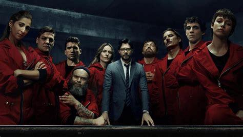 La Casa de Papel estrena su 4º temporada en Netflix y ...