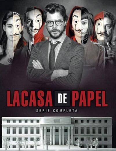 La Casa De Papel  Money Heist  Series Plot and Review: Update