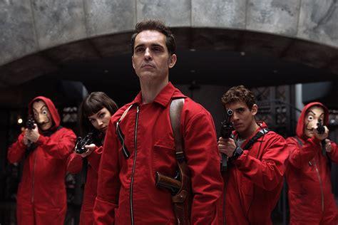 La Casa de Papel : Netflix revela nomes dos episódios da ...