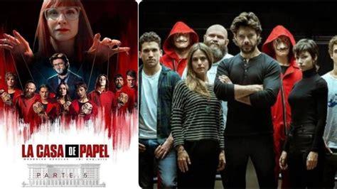La Casa de Papel, Quinta temporada: ¡la fecha de estreno ...