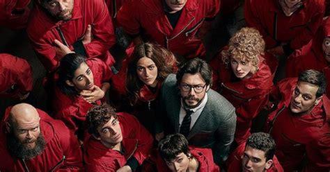 La Casa de Papel – 4ª Temporada Torrent  2020  Dublada 5.1 ...