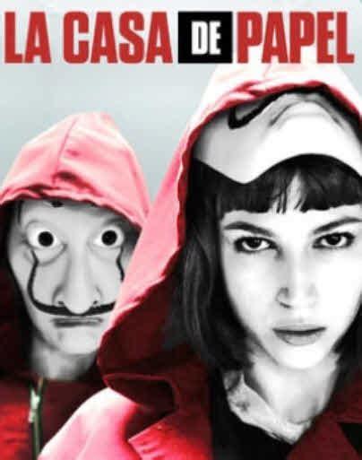 La Casa de papel Saison 2 FRENCH HDTV   Torrent a ...