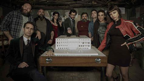 La Casa de Papel Season 2 Episode Guide & Summaries and TV ...