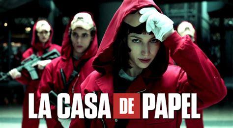 La casa de papel Temporada 4 HD Español | MEGA   Descarga ...