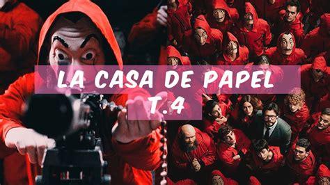 LA CASA DE PAPEL: TEMPORADA 4  Opinión/Crítica/Review ...