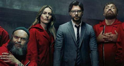 La casa de papel temporada 5: fecha de estreno en Netflix ...