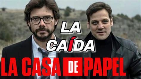 LA CASA DE PAPEL Temporada 5 La Caída   YouTube