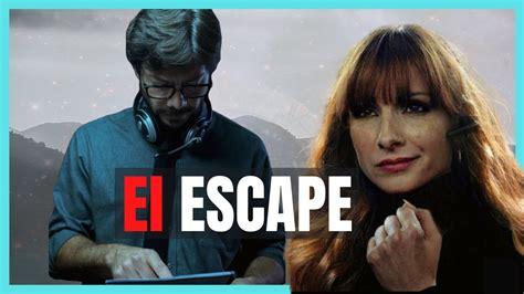 LA CASA DE PAPEL Temporada 5 Se revela el  PLAN DE ALICIA ...