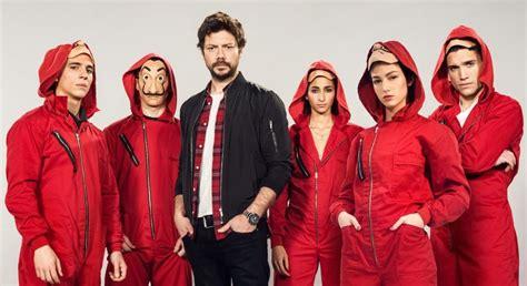La casa de papel tendrá cuarta temporada con Rodrigo de la ...