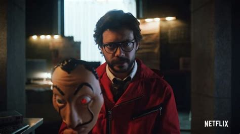 La casa de papel   Tercera Temporada   Torrent  2019
