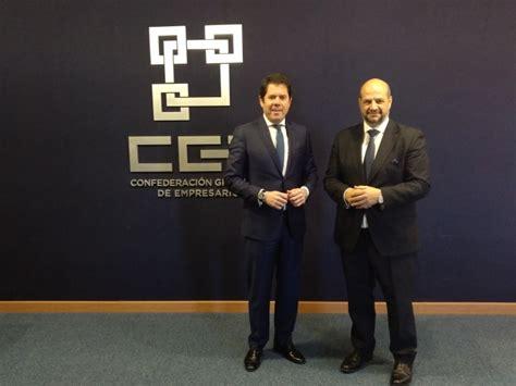 La CGE e ICIRED firman un convenio de colaboración que ...