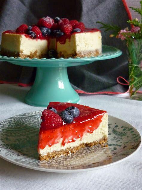 La Chef A: Cheesecake de chocolate blanco