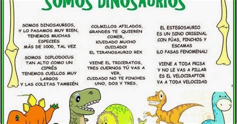 La clase de Laura: Canción Somos Dinosaurios